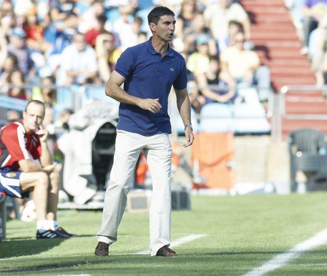 Análisis de un cambio de entrenador